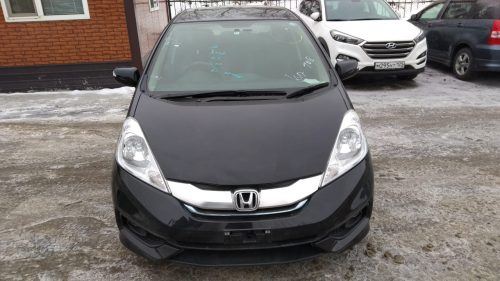 Honda Fit Shuttle в Иркутск 21.02.2020